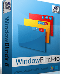 Stardock Windowblinds Crack Patch Keygen Serial Key