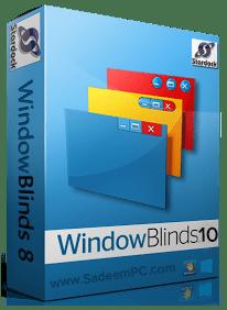 Stardock Windowblinds 10 65 With Crack + 460 Theme