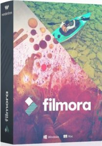 Wondershare Filmora 8 Crack License Key