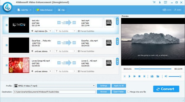 4Videosoft Video Enhancement Crack Patch Keygen Serial Key 2017