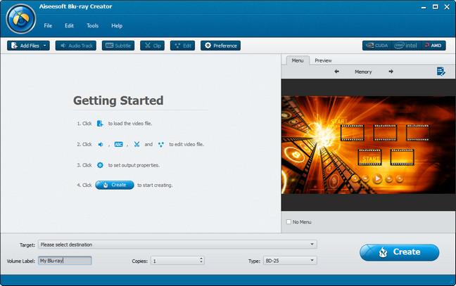 Aiseesoft Blu-ray Creator Crack Patch Keygen Serial key