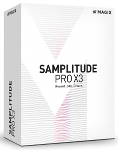 MAGIX Samplitude Pro X3 Crack Patch Keygen Full 2017