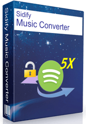 Sidify Music Converter Crack Patch Keygen Serial Key