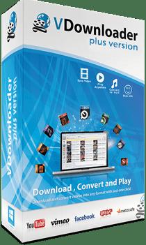 VDownloader Plus Crack Patch Keygen License Key