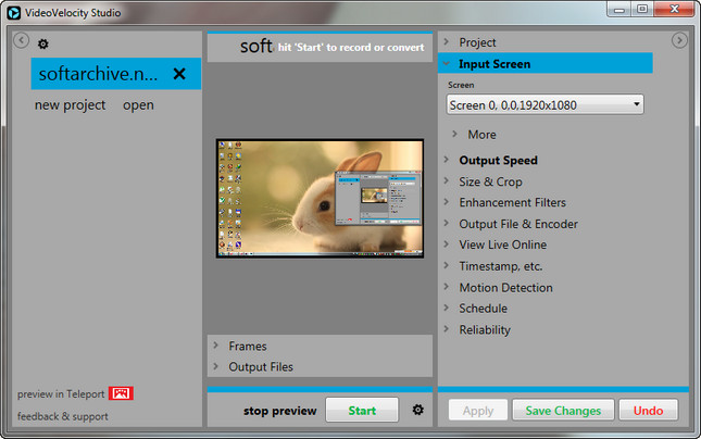 VideoVelocity Studio Full Version Crack