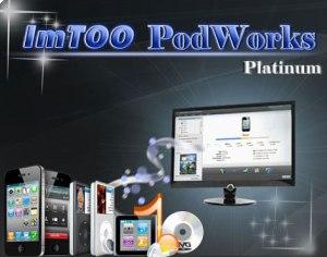 ImTOO PodWorks Platinum Crack Patch Keygen Serial Key