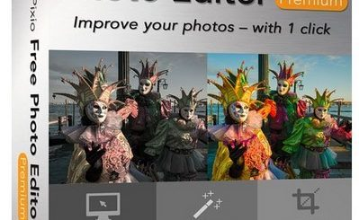 InPixio Photo Editor Premium Crack Patch Keygen License Key