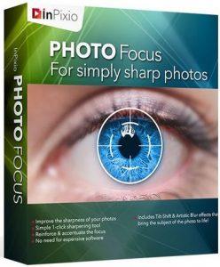 InPixio Photo Focus Crack Keygen Patch Serial Keys