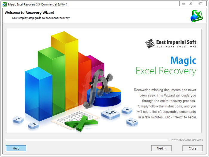 Magic Excel Recovery Full Version Crack