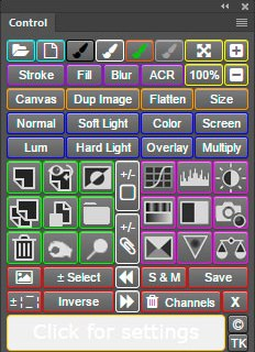 TKActions V5 Panel For Adobe Photoshop Full