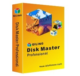 QILING Disk Master Professional Crack Patch Keygen License key