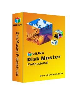 QILING Disk Master Professional Crack Patch Keygen License key