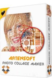 registration key artensoft photo collage maker