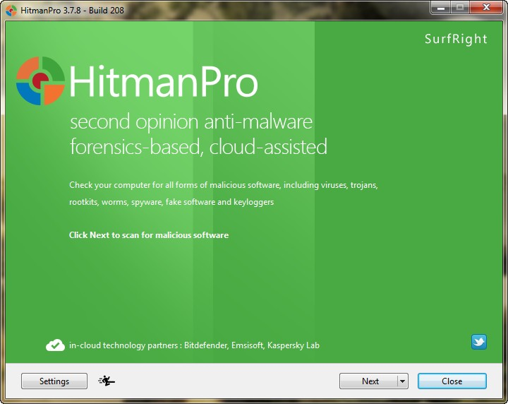 HitmanPro Crack Patch