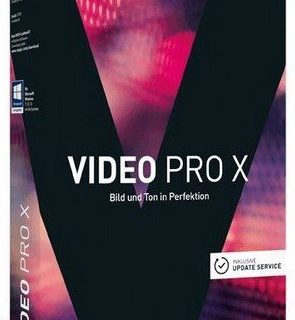 MAGIX Video Pro X9 Crack