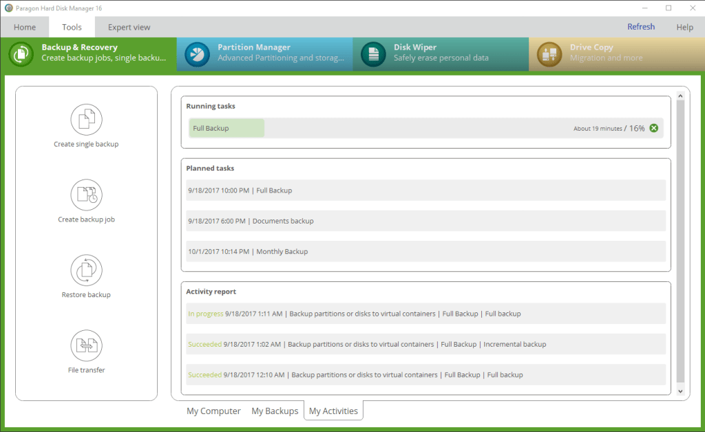 Paragon Hard Disk Manager 17 Advanced 17.13.0 With Crack | SadeemPC