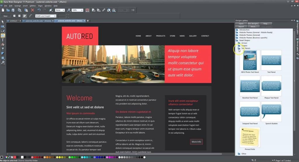 Xara Web Designer Premium X365 Full Crack