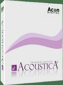 Acoustica Premium Edition 7 Crack