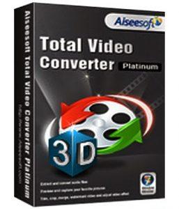 Aiseesoft Total Media Converter Crack