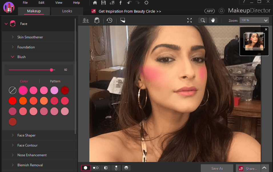 CyberLink MakeupDirector Deluxe Full Crack