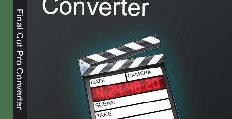Adoreshare Final Cut Pro Converter Crack