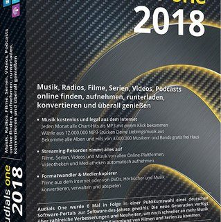 Audials One 2018 License Key