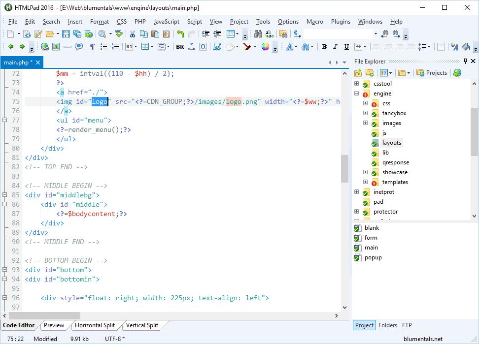Blumentals HTMLPad 2016 Crack Patch Keygen License Key