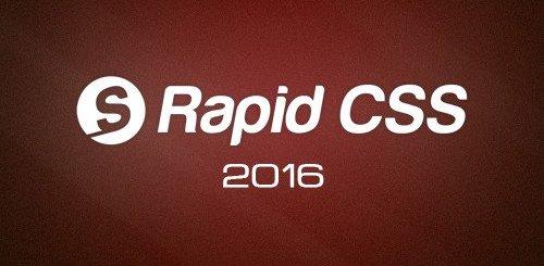 Blumentals Rapid CSS 2016 Crack