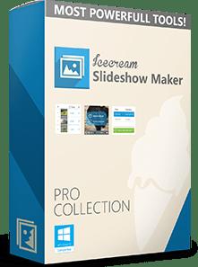 Icecream Slideshow Maker Pro Crack Free