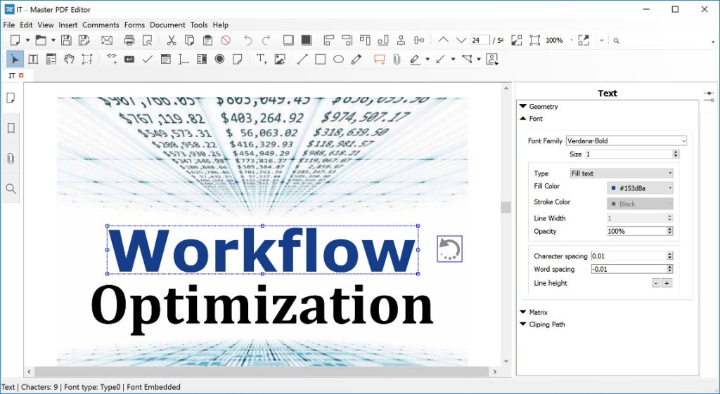 Master PDF Editor Crack Serial Key