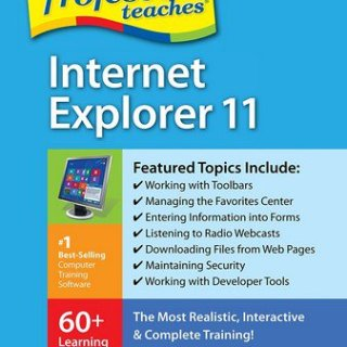 Professor Teaches Internet Explorer 11 Crack