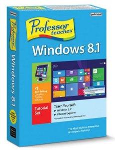 Professor Teaches Windows 8.1 Full crack