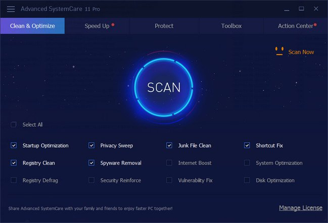 advanced systemcare pro 11.4 crack download