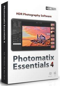 HDRsoft Photomatix Essentials Full Crack