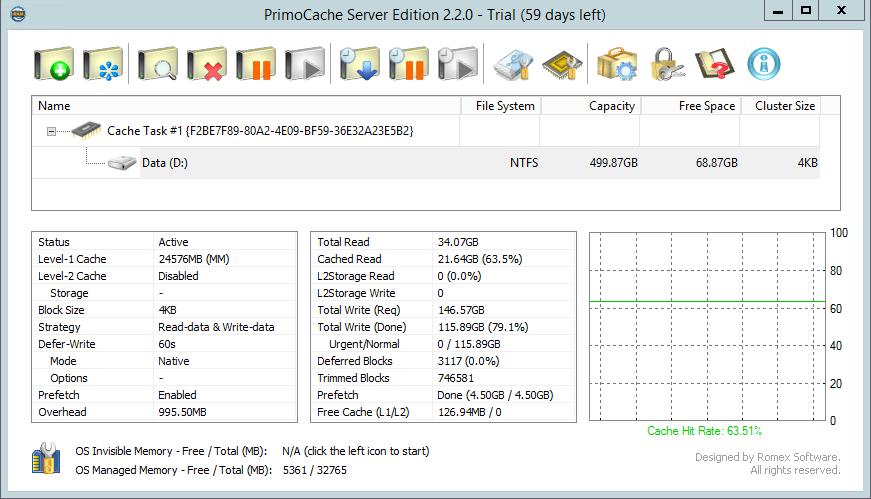 PrimoCache Desktop Edition Full Crack