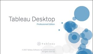 Tableau Desktop Professional 10 Crack