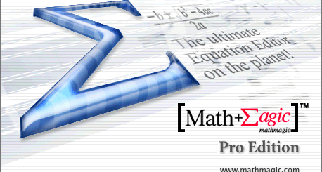 MathMagic Pro Edition Full Version Crack