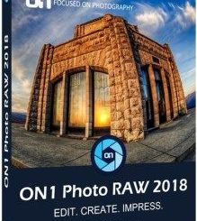 ON1 Photo RAW 2018 Crack