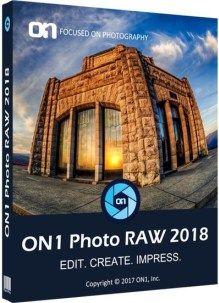 ON1 Photo RAW 2018 Crack