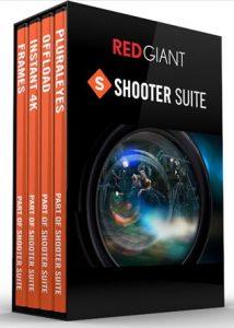 Red Giant Shooter Suite 13 Crack Patch Keygen License Key