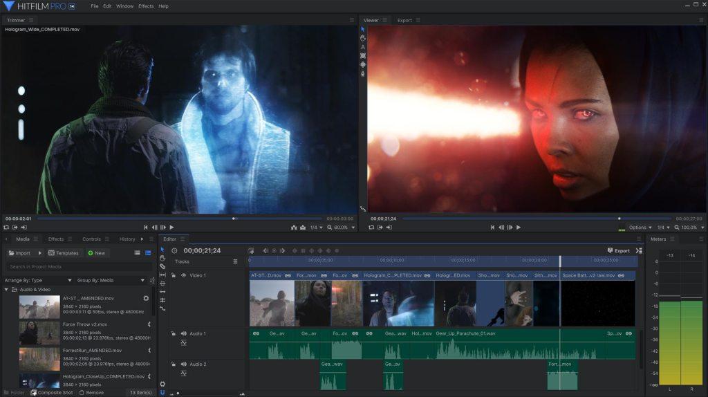 HitFilm Pro 12 Full Crack