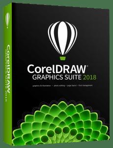 CorelDRAW Graphics Suite 2018 Keygen