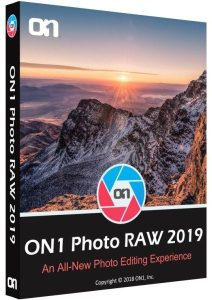 ON1 Photo RAW 2019 Crack Full Version