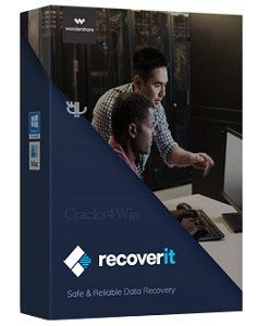 Wondershare Recoverit Full Crack Activation Code