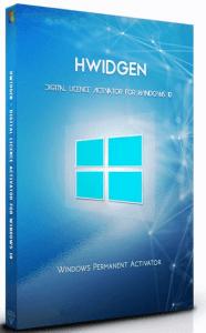 Hwidgen 55.01 - Digital Licence Activator For Windows 10 ...