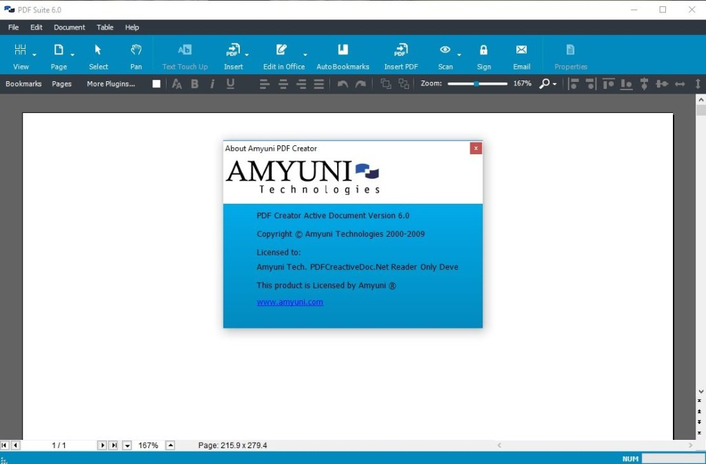 Amyuni PDF Converter PDF Suite Desktop Crack Patch