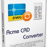 Acme CAD Converter Carck Key