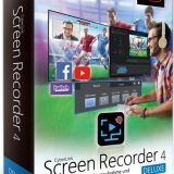 CyberLink Screen Recorder Deluxe Carck