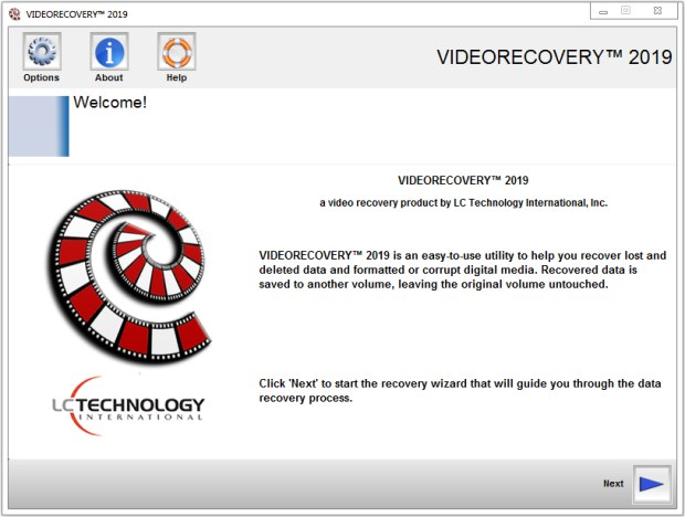 LC Technology VIDEORECOVERY Crack Serial Key