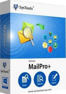 SysTools MailPro Carck